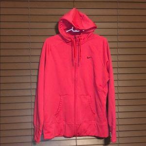 Nike Therma-Fit Full Zip Hoodie Running Jacket XL